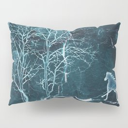 Marble Scenery Pillow Sham