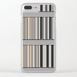 Edificio INCE -Detail- Clear iPhone Case