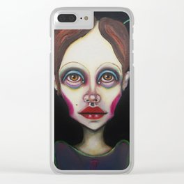 dendra Clear iPhone Case