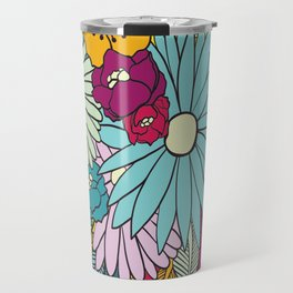 - summer fling - Travel Mug