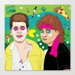 Lost Boys Canvas Print