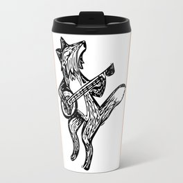 Foxy Folk Travel Mug