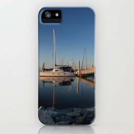 The Marina iPhone Case