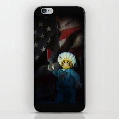 American Psycho in LEGO iPhone Skin