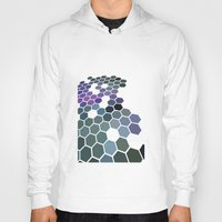 arizona Hoodies featuring Arizona by Bakmann Art
