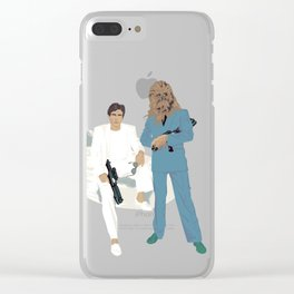 Mos Eisley Vice Clear iPhone Case