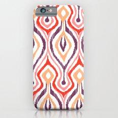 Sketchy Ikat - Nebula Slim Case iPhone 6s
