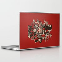 firefly Laptop & iPad Skins featuring Firefly: Serenity by Danny Haas