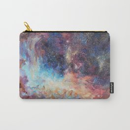 """Birth of stars"" Carry-All Pouch"