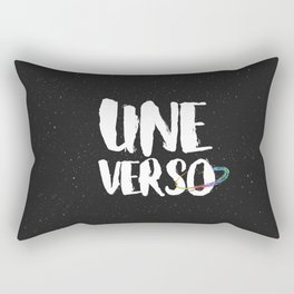 The beginning of the universe Rectangular Pillow