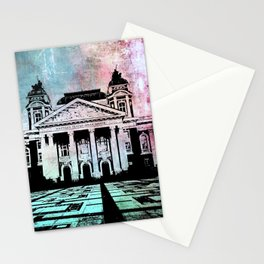 The theatre Stationery Cards