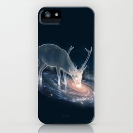 Feed on infinity iPhone Case