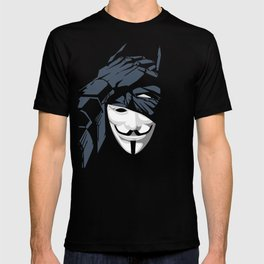 V For Bat (B Edition) T-shirt