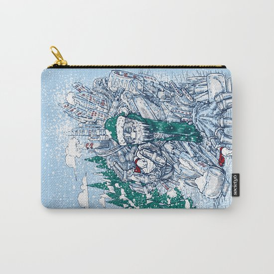 The Snowmaker Carry-All Pouch