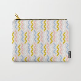 Squiggles and Wiggles Carry-All Pouch