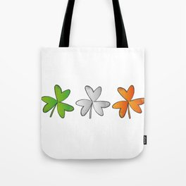 Shamrock Irish St Patricks Day Tote Bag