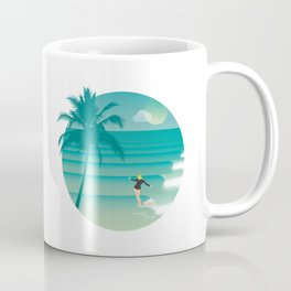 Toes to the nose Coffee Mug