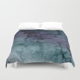Energize - Mixed media painting Duvet Cover