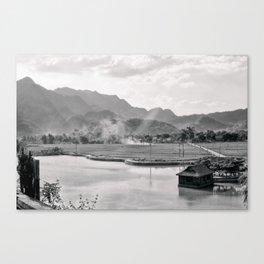 Vietnam Landscape Canvas Print