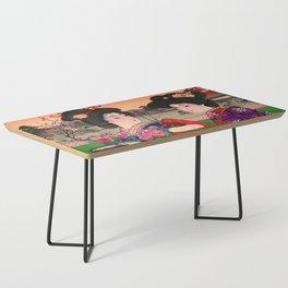 Two Geishas Coffee Table