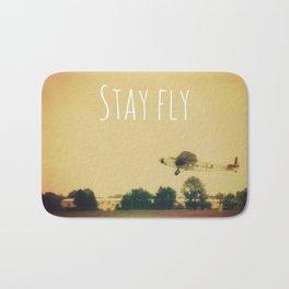 Stay Fly Bath Mat