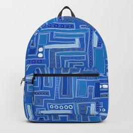 Bloo-bloo-bee-doo! Backpack