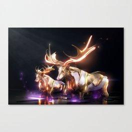 Vestige-6-36x24 Canvas Print