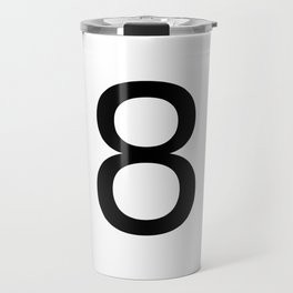 8 - Eight Travel Mug