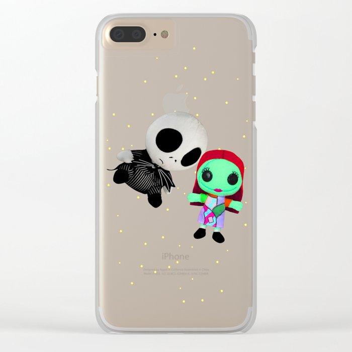 Halloween Babies | Jack | Sally | Christmas | Nightmare Clear iPhone Case