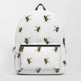 Bumblebee pattern Backpack