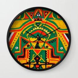 Punky Reggae Party Wall Clock