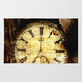 Artifact of Time - Pocket Watch Rug