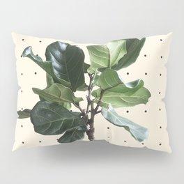 Home Ficus Pillow Sham