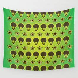 renegades of funk background Wall Tapestry