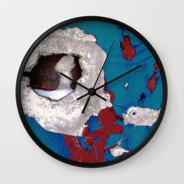 Urban Abstract 108 Wall Clock