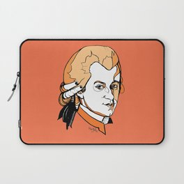 Mozart Composer Mozart Music Composer Vienna Symphony Conductor Italian German English W.A.Mozart Ar Laptop Sleeve