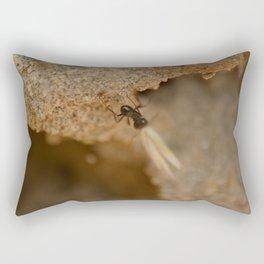 Romantic Ant Rectangular Pillow