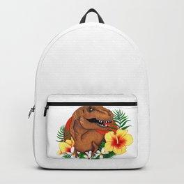Tropical Dino Backpack
