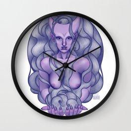 Infernal Wall Clock