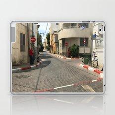 Tel Aviv photo - Kerem Hateimanim - Israel Laptop & iPad Skin
