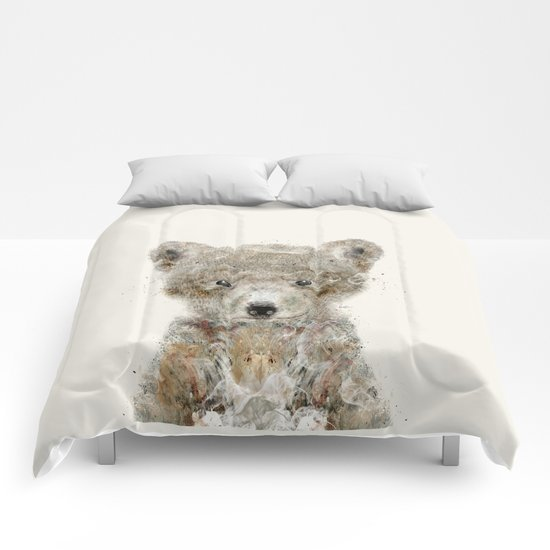 little wolf Comforters