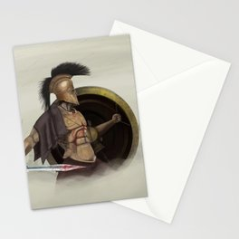 Dust & Bronze Stationery Cards