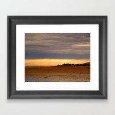 Tide's Out Framed Art Print