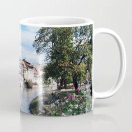 Strasbourg River View Coffee Mug
