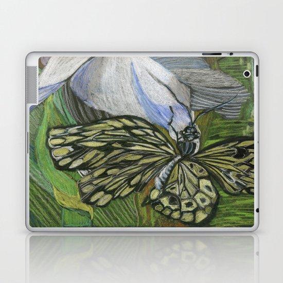 Hanging On Laptop & iPad Skin