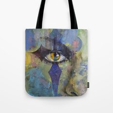 Gothic Art Tote Bag