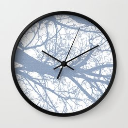 MAPPLE Wall Clock