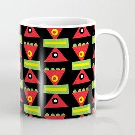 Adinkra: Change Coffee Mug