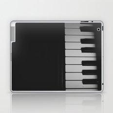 Piano Keys II ANALOG ZINE Laptop & iPad Skin