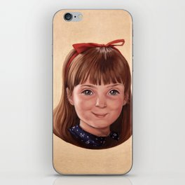 Matilda iPhone Skin